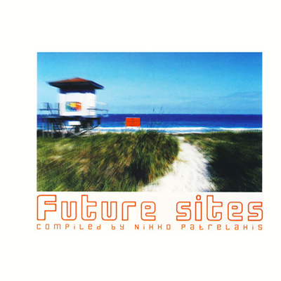 Nikko Patrelakis - Future Sites cover