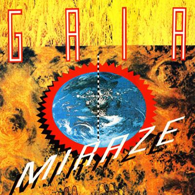 Gaia - Miraze cover