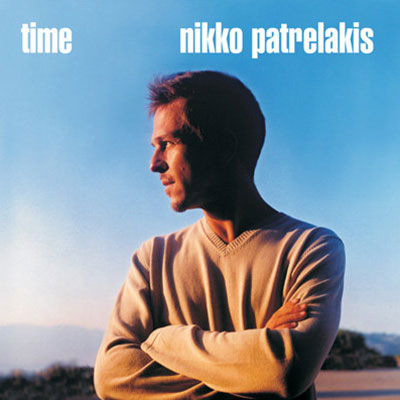 Nikko Patrelakis - Time cover