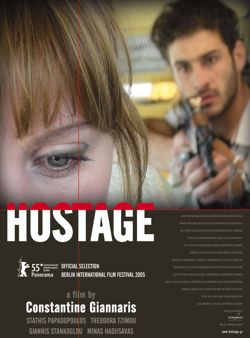 Omiros - Hostage - Poster