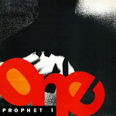 Prophet 1 - One cover