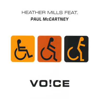Heather Mills feat. Paul McCartney - Vo!ce cover